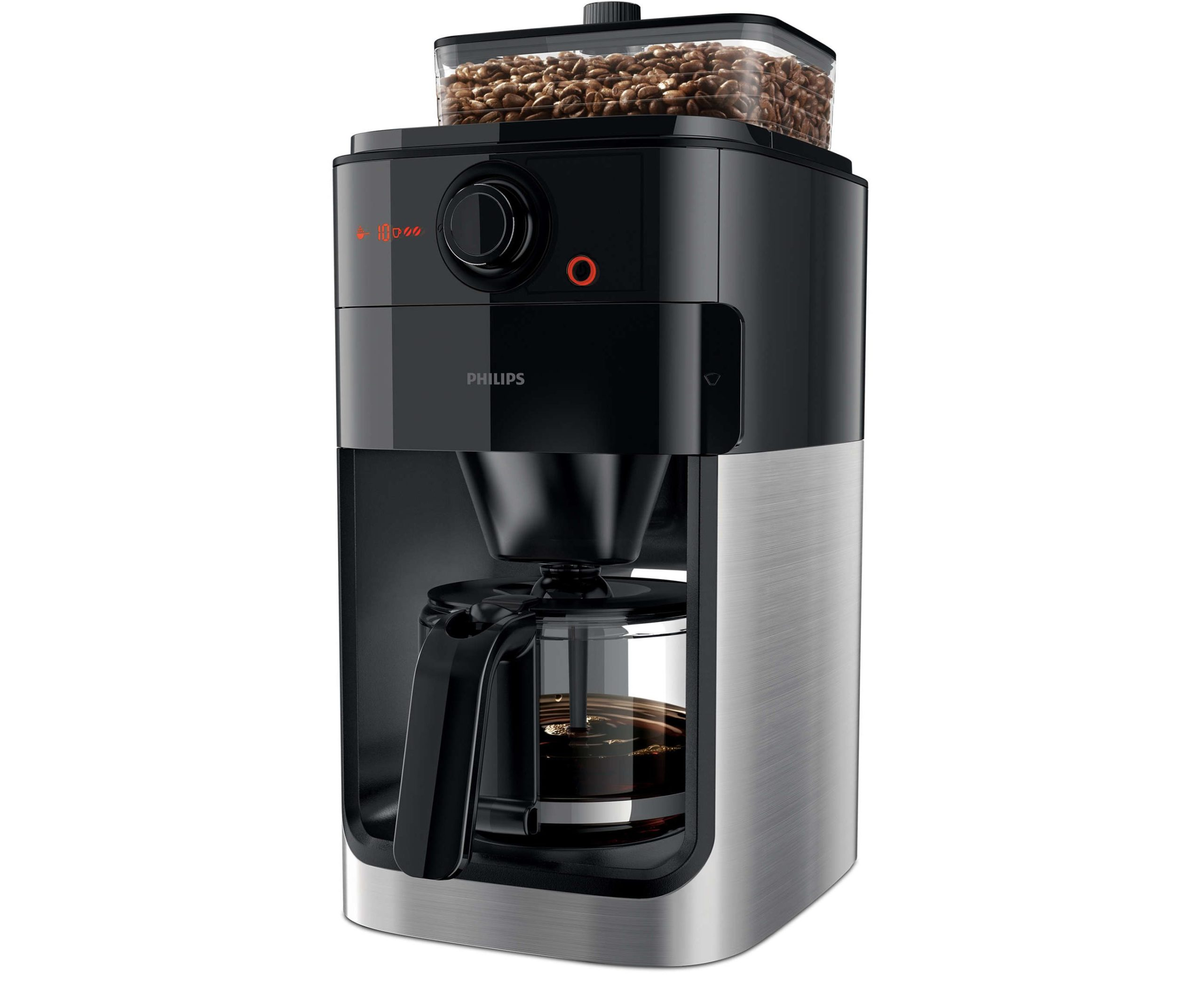 Philips HD7767 Grind & Brew