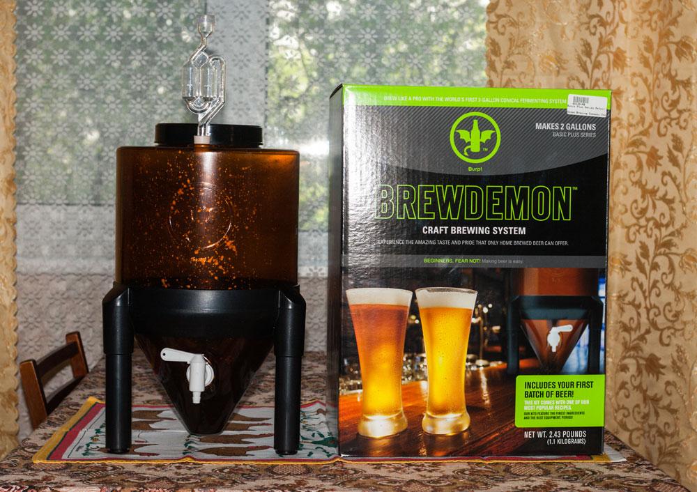 Brewdemon Basic Plus