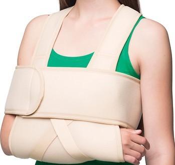 Бандаж на плечевой сустав согревающий 8011 Med textile