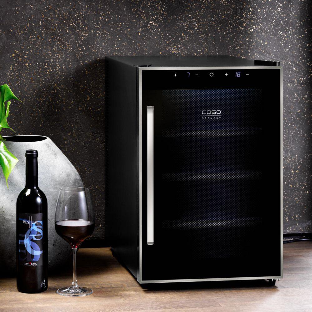 Caso WineDuett 12