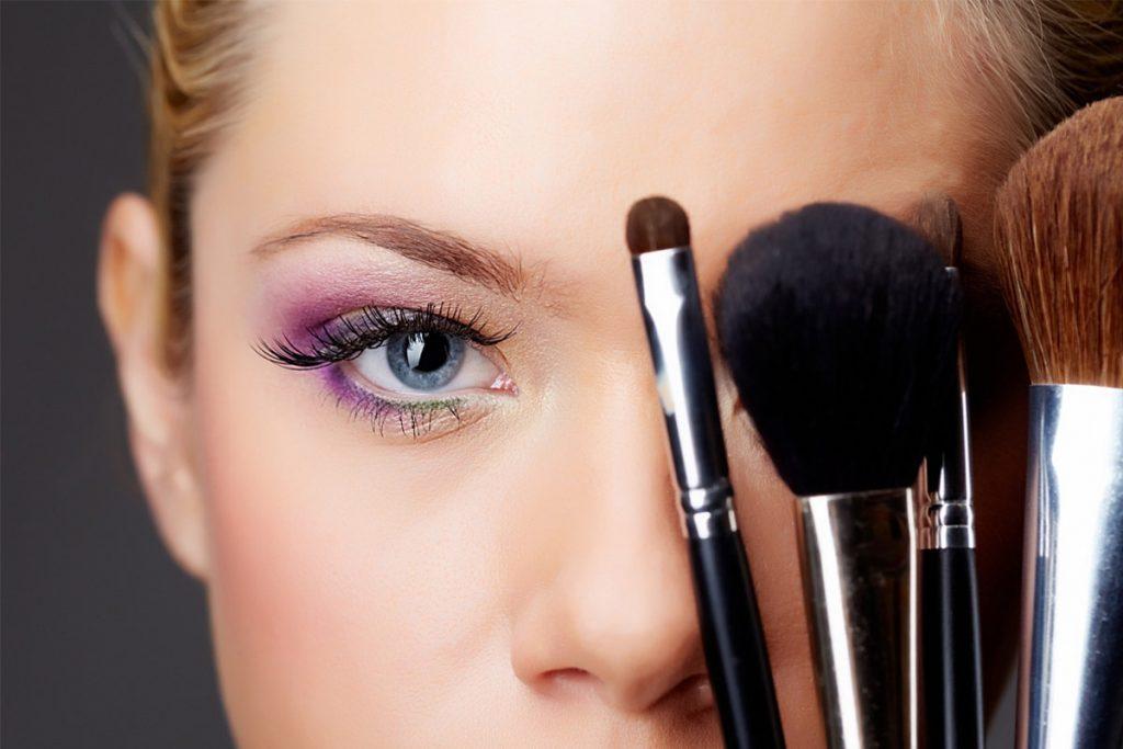 Школа макияжа и стиля Виктории Панафидиной