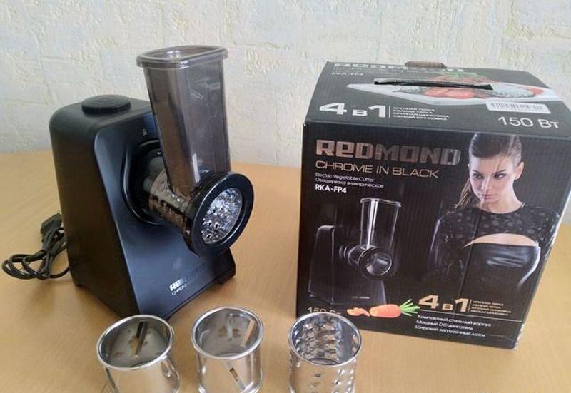 Redmond RKA – FP 4