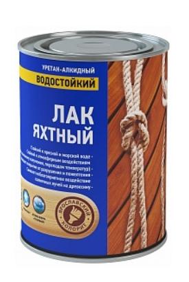 Лак яхтный водостойкий Ярославский колорит