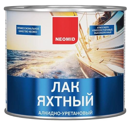 Яхтный лак Neomid