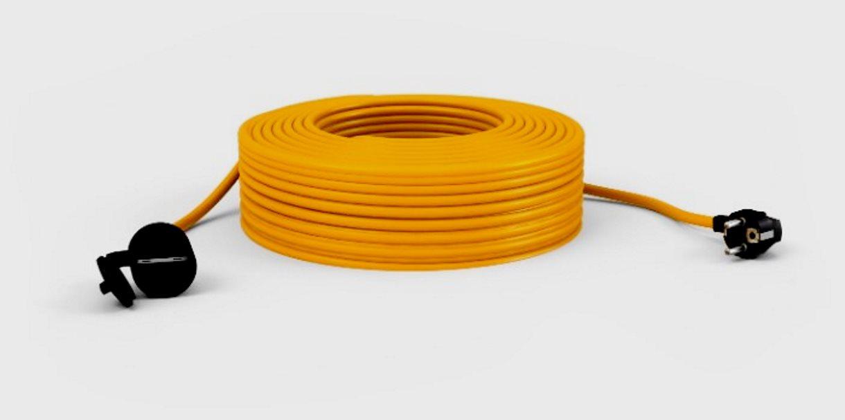 Партнер Электро 1 розетка 50 м US103B – 1500R 10 A IP44 б/з