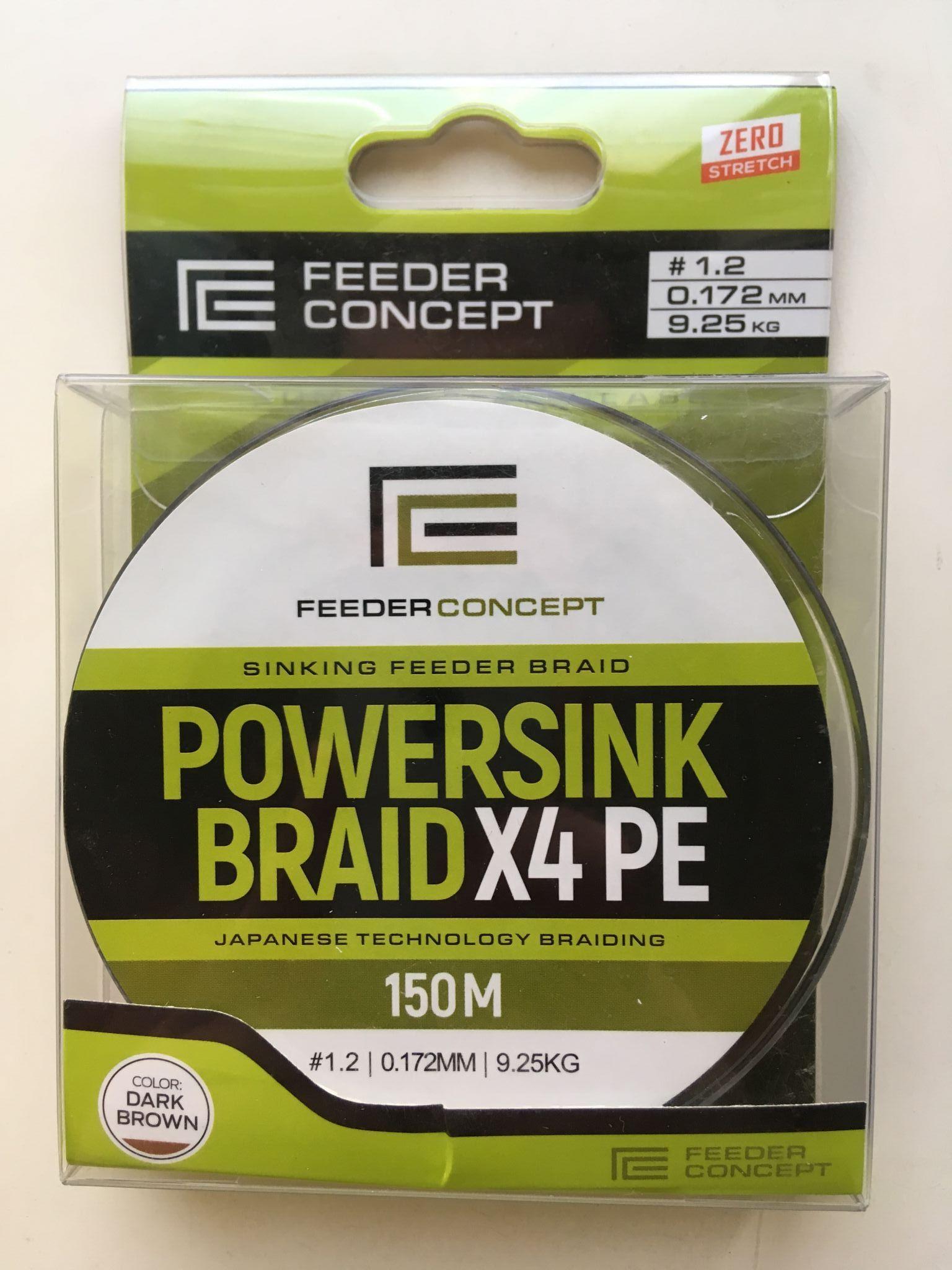 Powersink Braid X4 PE