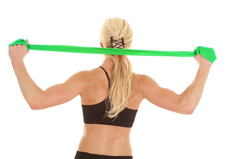 Фитнес-резинка