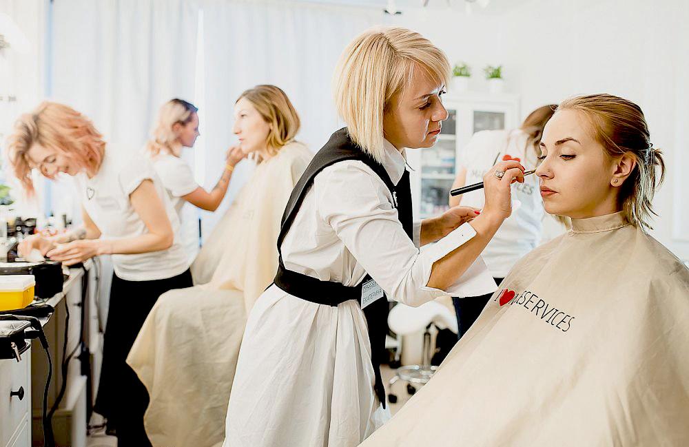 Image Servis. Школа стиля и макияжа