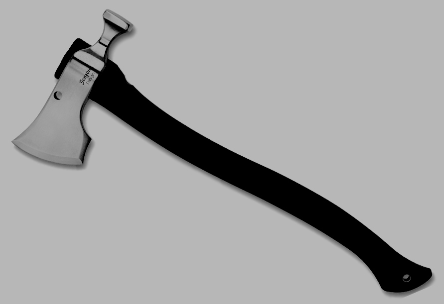 Spyderco Genzow HatchetHawk Utility Tomahawk (15.8 см) H02