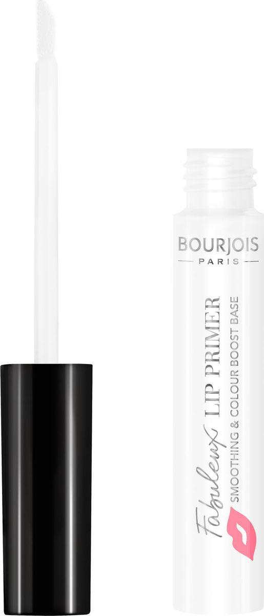 BourjoisFabuleux Lip Primer Smoothing &Colour Boost Base