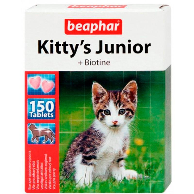 Beaphar Kitty's Protein и Junior