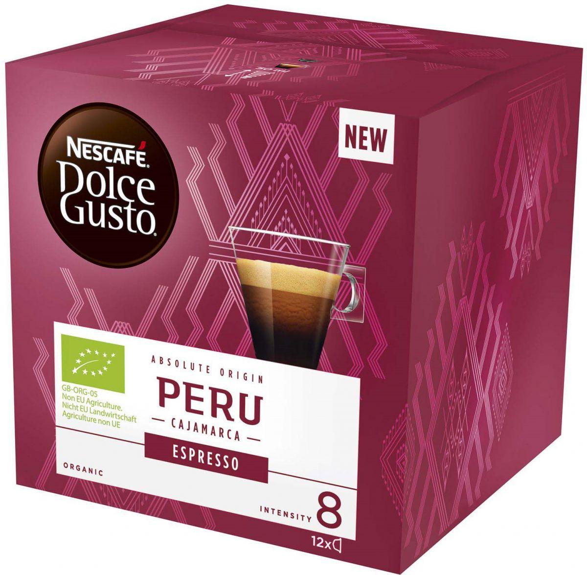 Nescafe Dolce Gusto Peru