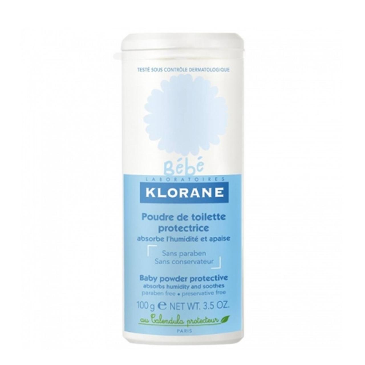 Klorane Присыпка защитная с экстрактом календулы