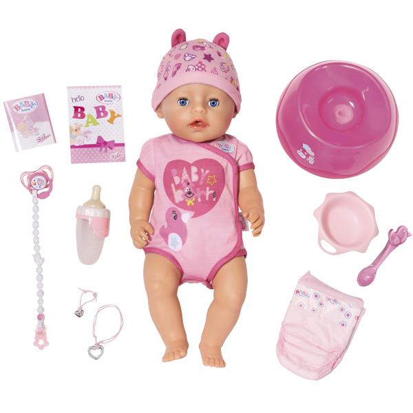 Zapf Creation Baby Born 43 см 825-938