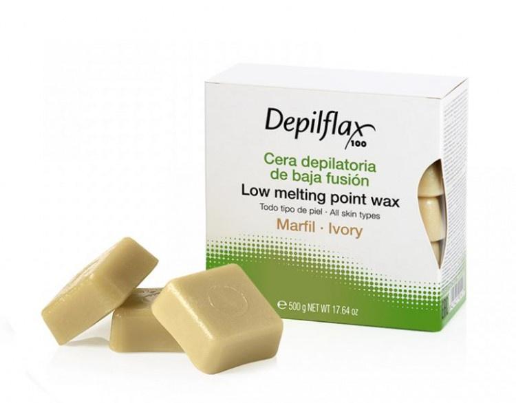 Depilflax Слоновая кость