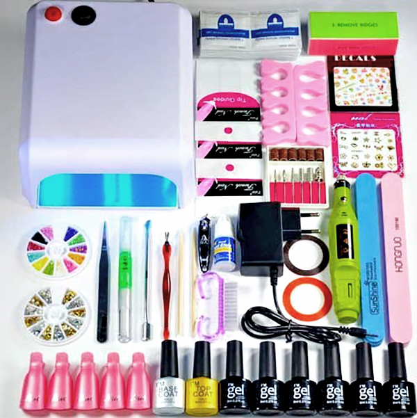 Ysqzxhmy Manicure tools