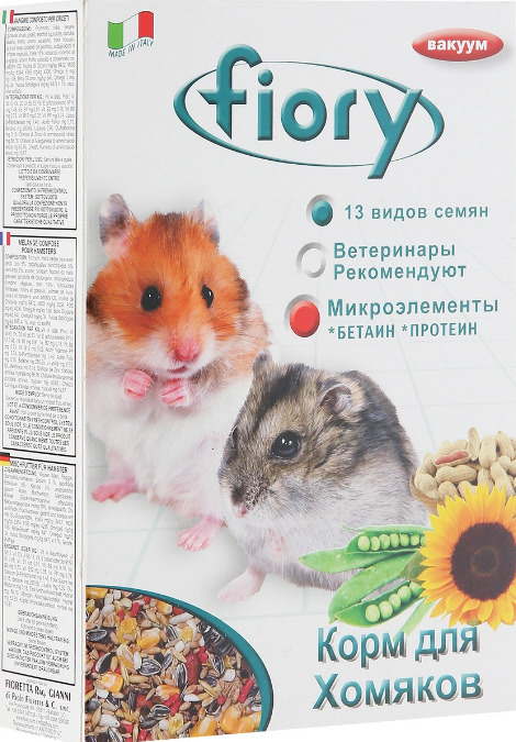 Criceti Fiory
