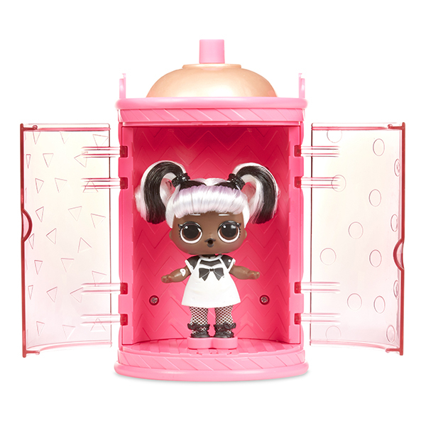 Кукла-сюрприз L.O.L. Surprise в капсуле 5 Hairgoals