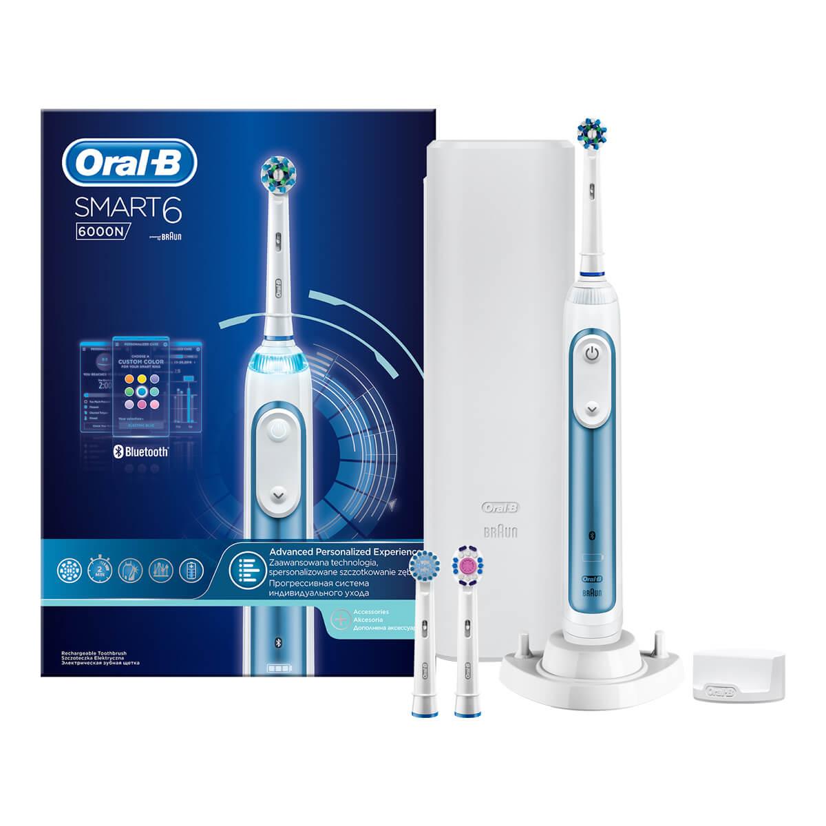 Oral-B Smart 6 6000N от Braun