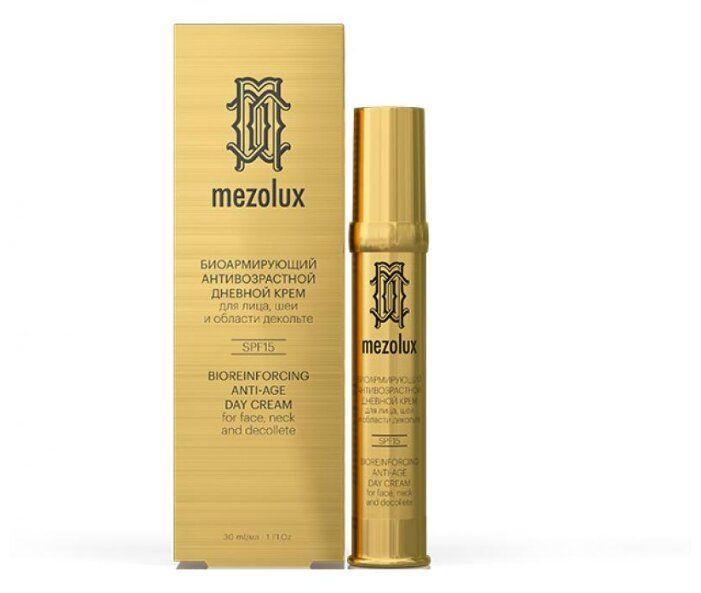 Librederm Mezolux Bioreinforcing Anti-age Day Cream SPF15