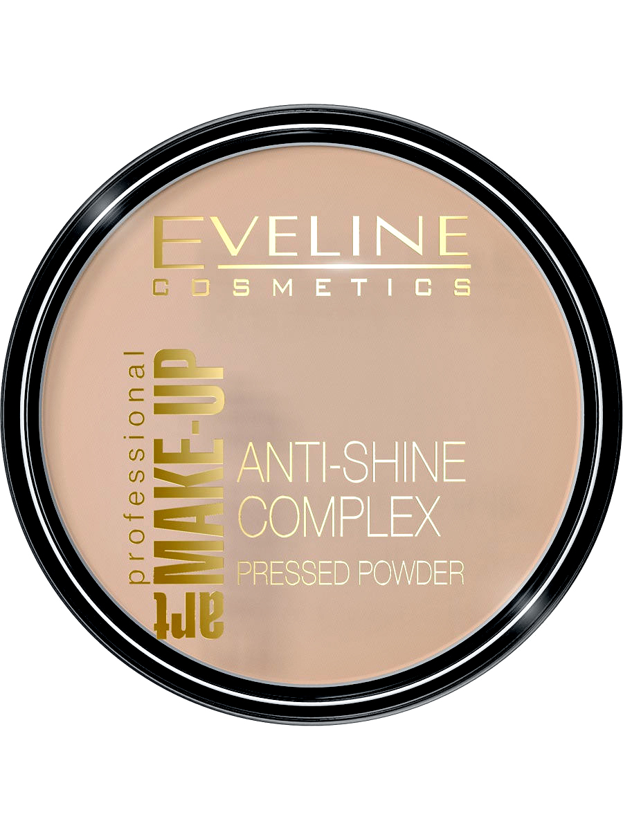 Evelin Anti-shine Complex Pressed Powder
