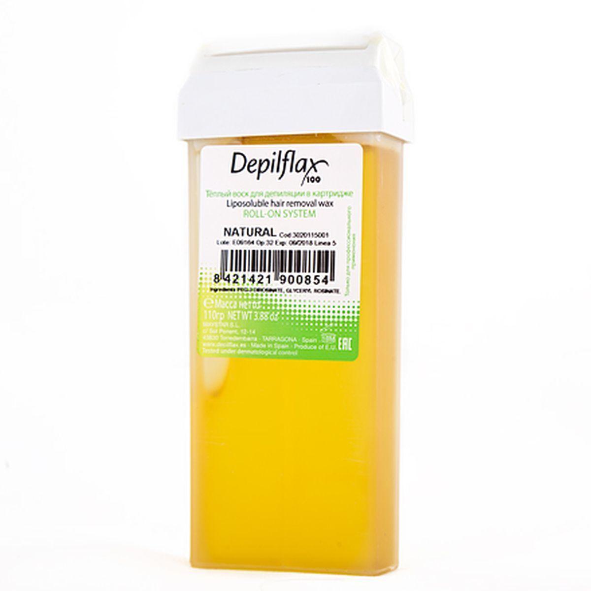 Depilflax кристаллический Натуральный