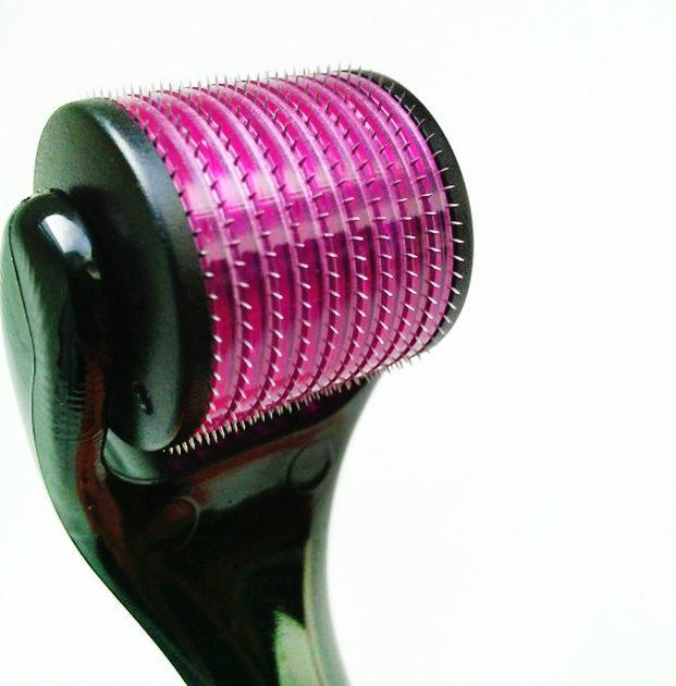 Мезороллер Aliexpress New Arrival 540 needles dns massage roller