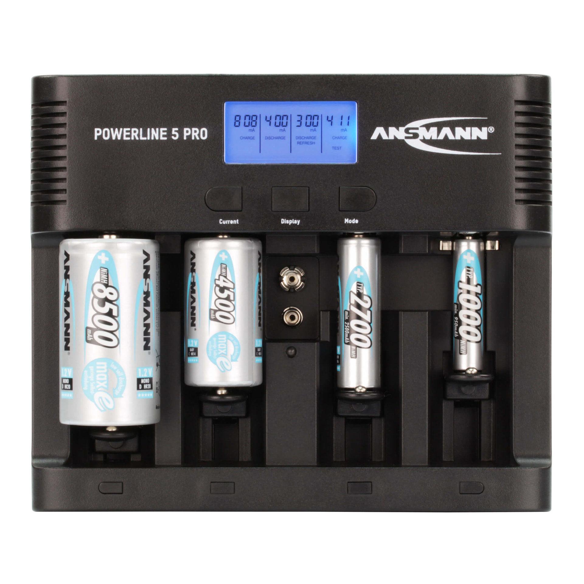 Ansmann Powerline 5 Pro