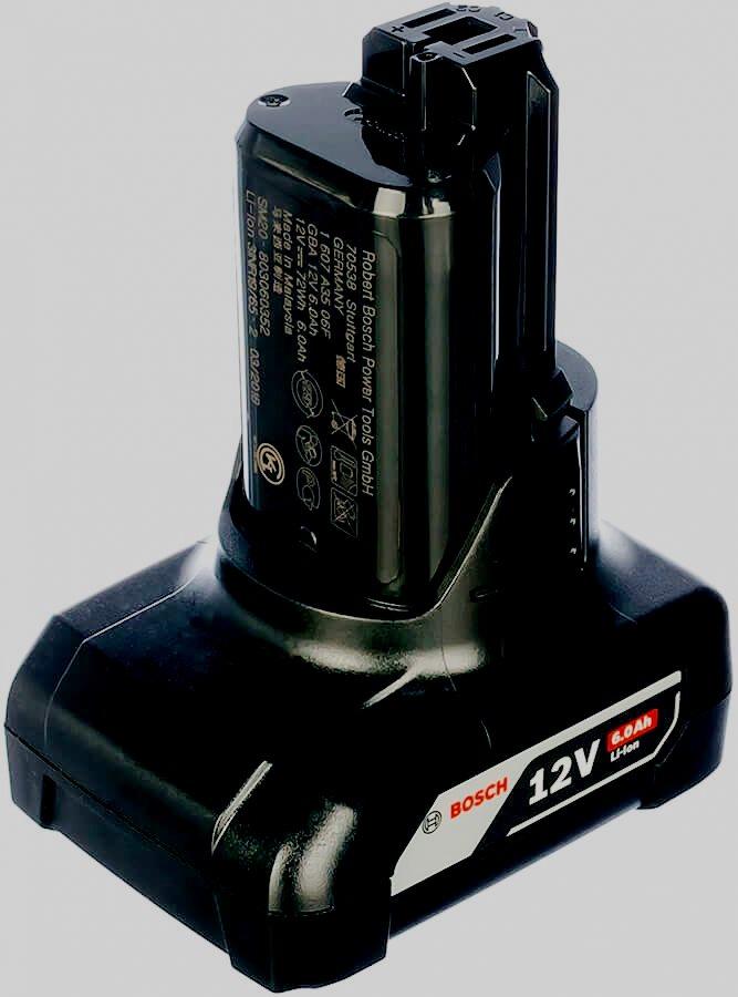 Bosch 1600 A 00 X7H Li-Ion 12 V 6 Ah