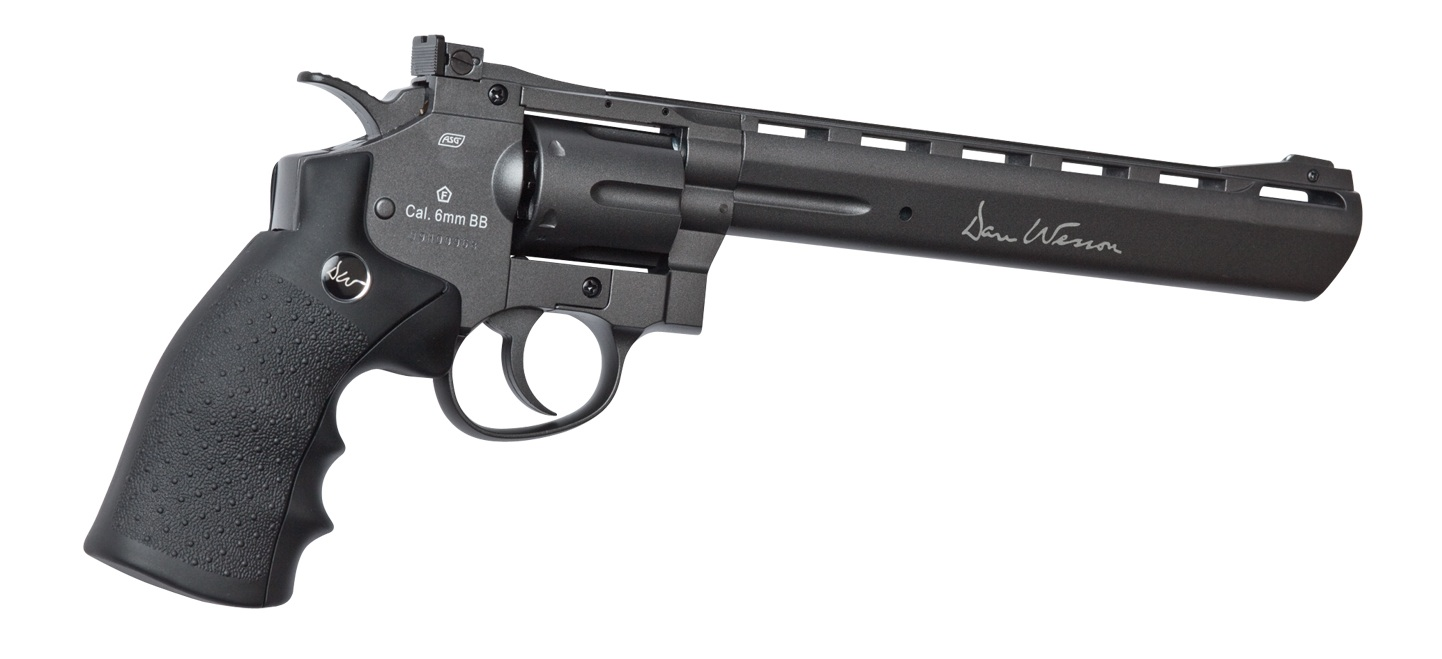 "ASG Dan Wesson 8"" Grey"