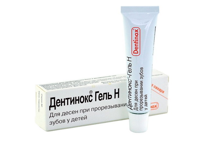Дентинокс гель Н 10гр