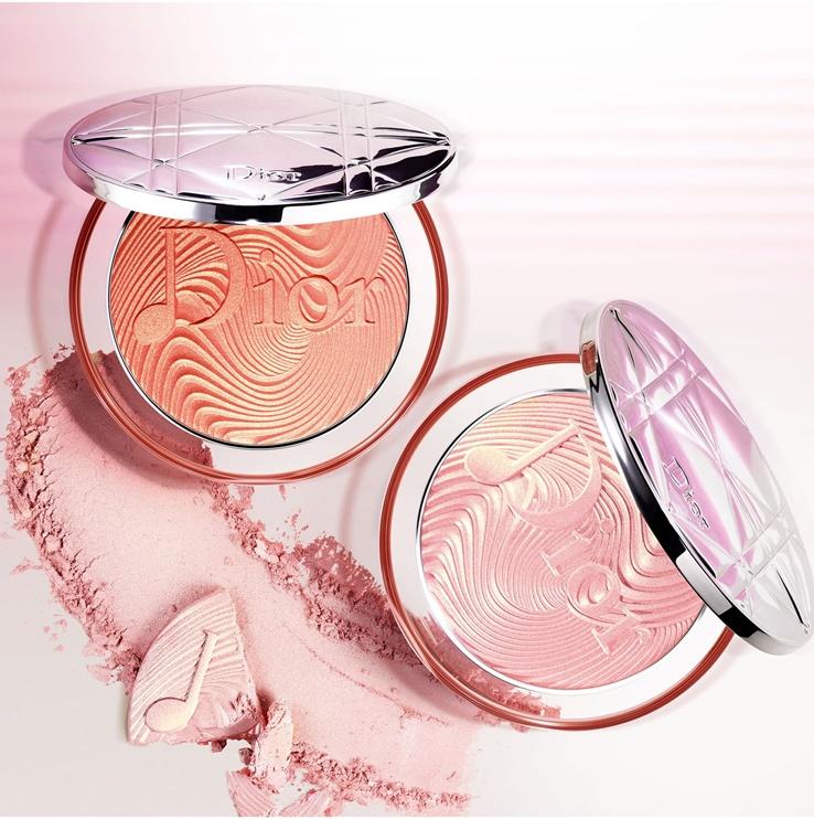 Dior Diorskin Nude Luminizer Glow Vibes