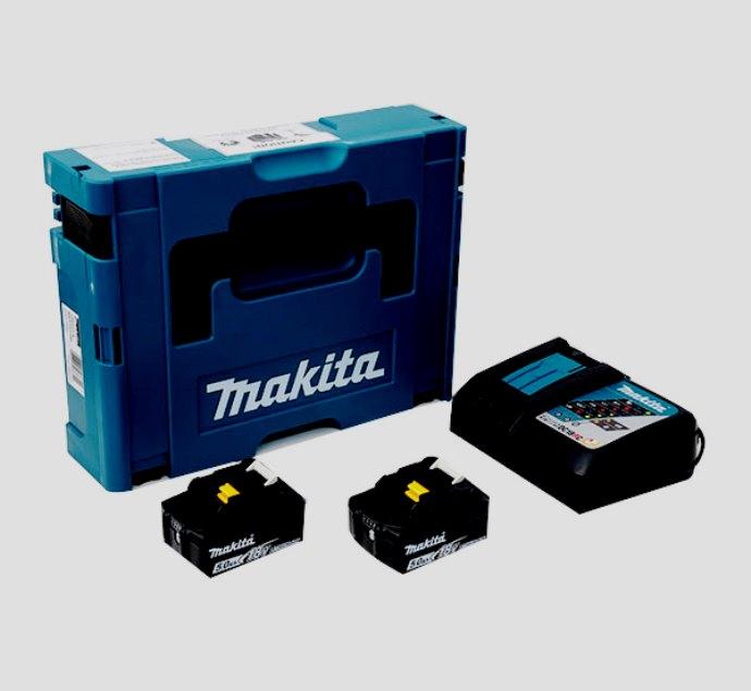 Комплект Makita 198311-6 18 В 5 Ач