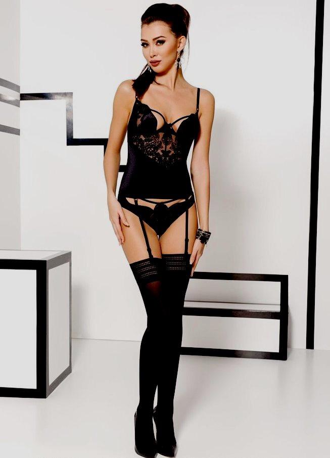 Tonya corset черный