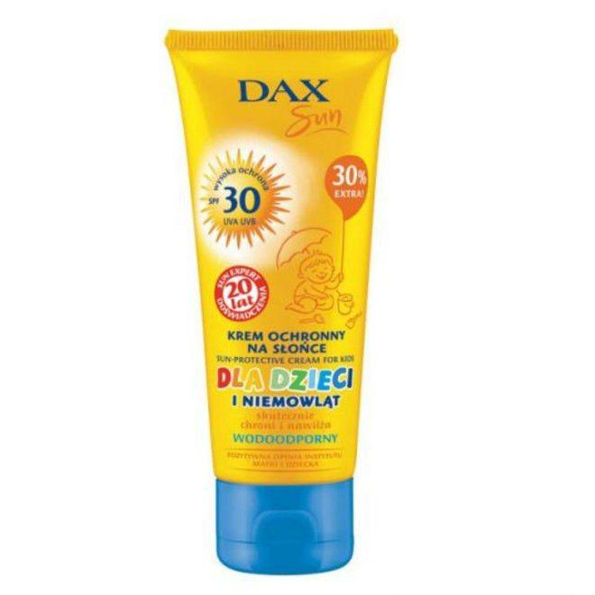 DAX Sun Body Cream SPF 30
