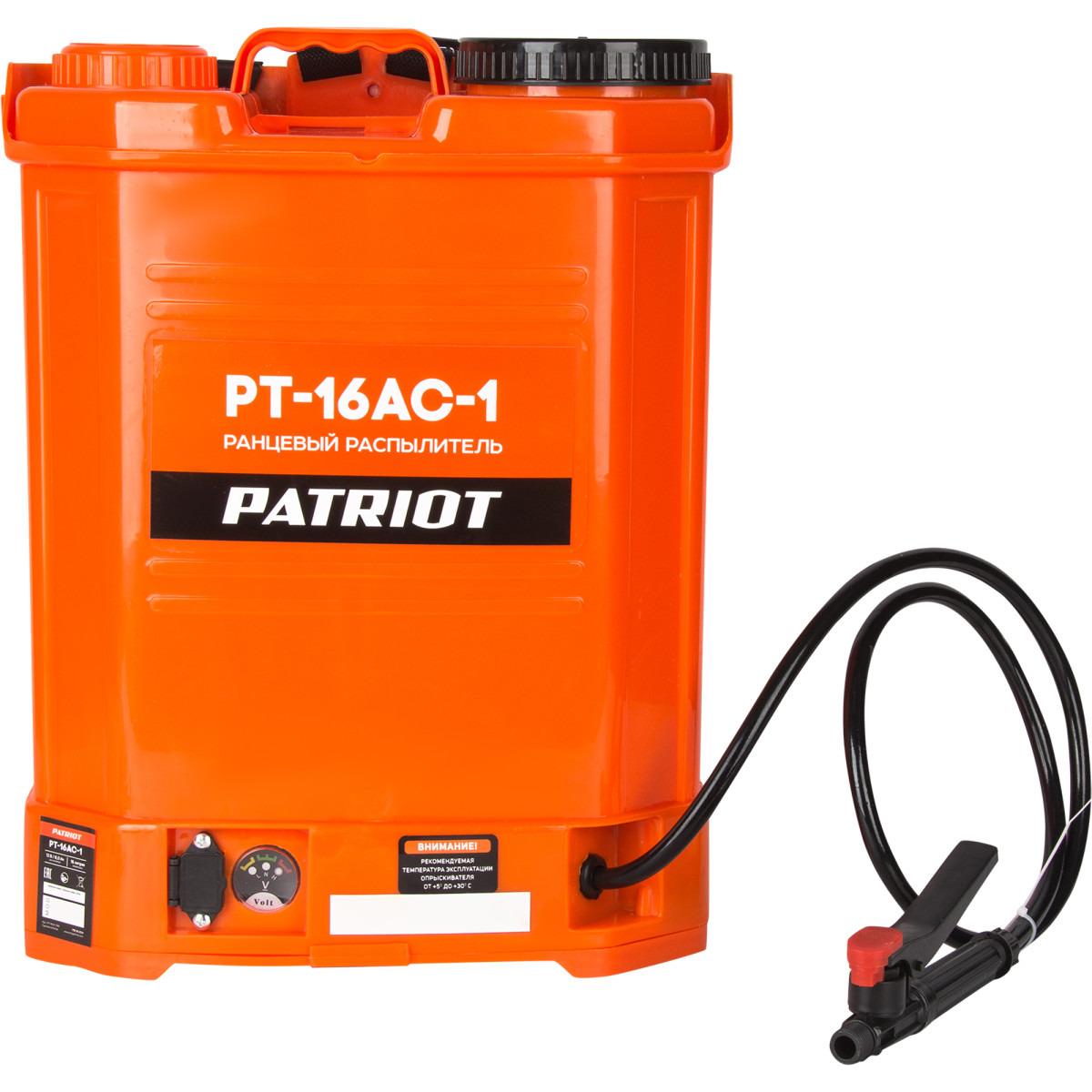 PATRIOT PT-16AC