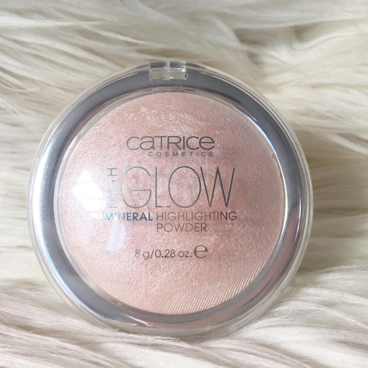 Catrice high glow mineral