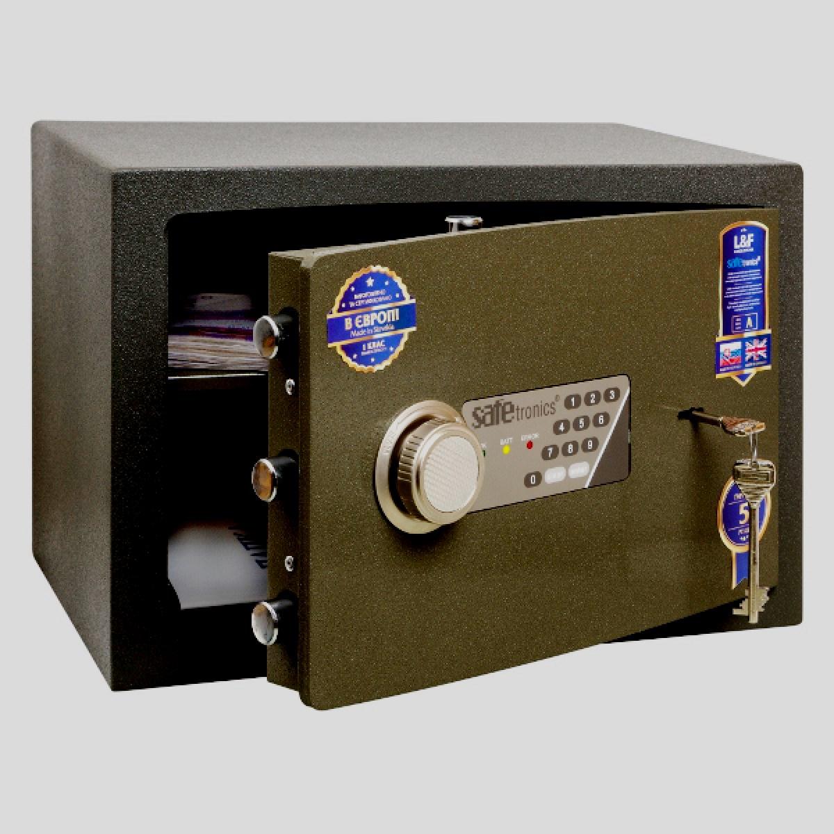 Safetronics NTR 24 Mes
