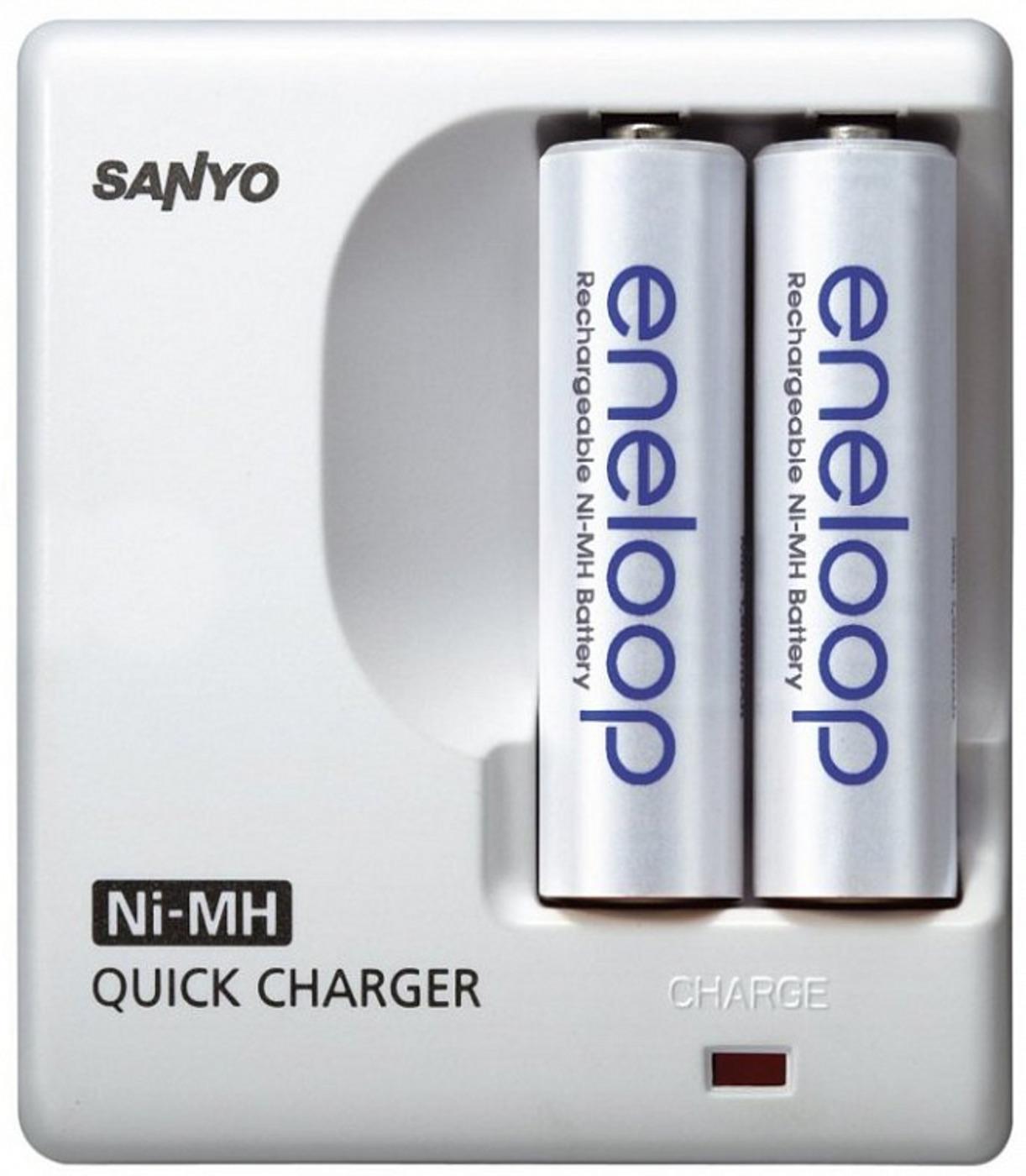 Sanyo Eneloop MDR02-E-2-4UTGB