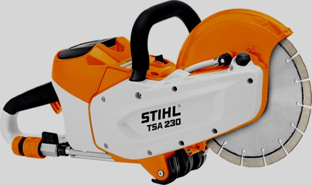 STIHL TSA 230 230 мм