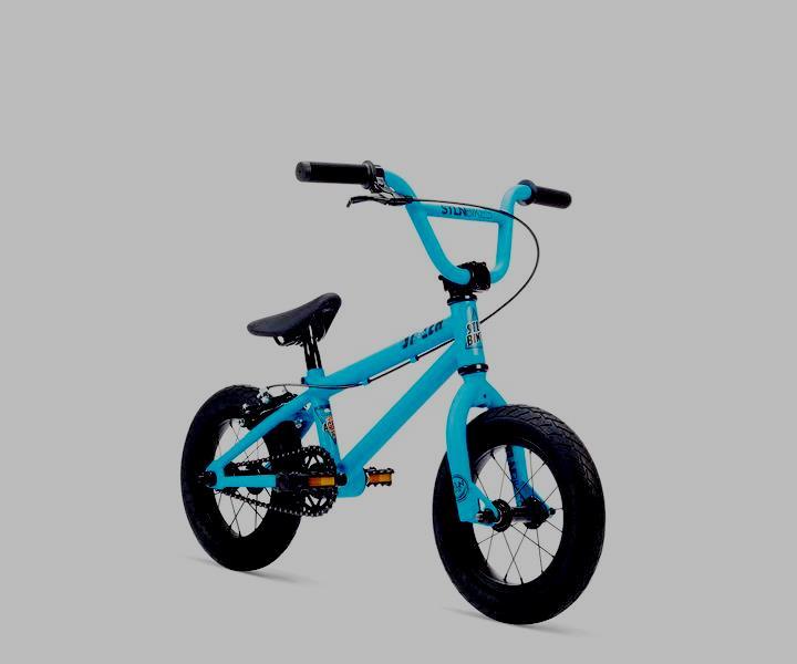 STOLEN AGENT - BMX Freestyle Bike