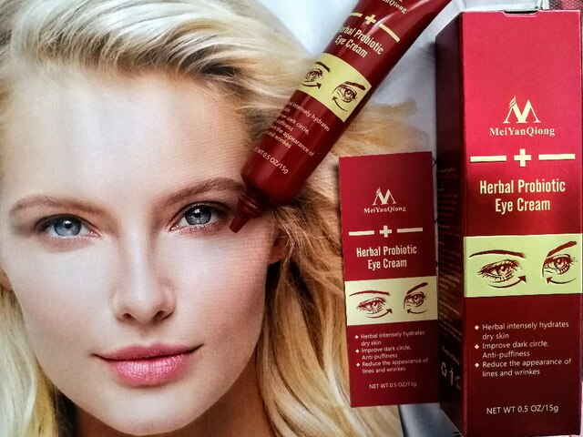 MeiYanQiong Herbal Probiotic Eye Cream