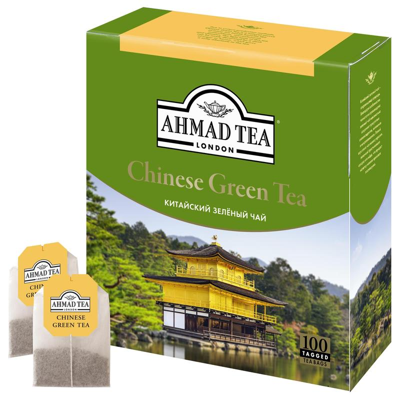 Ahmad tea Chinese