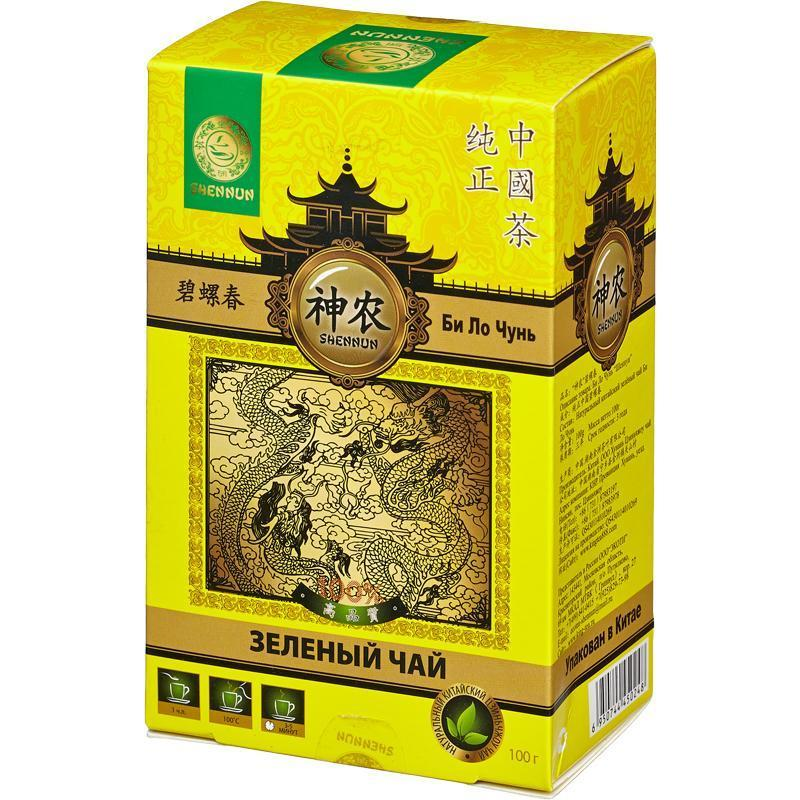 Shennun Би ло чунь