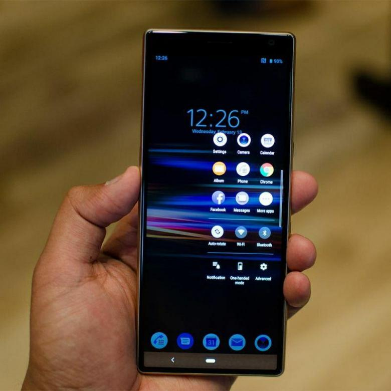 Sony Xperia 10 plus Dual