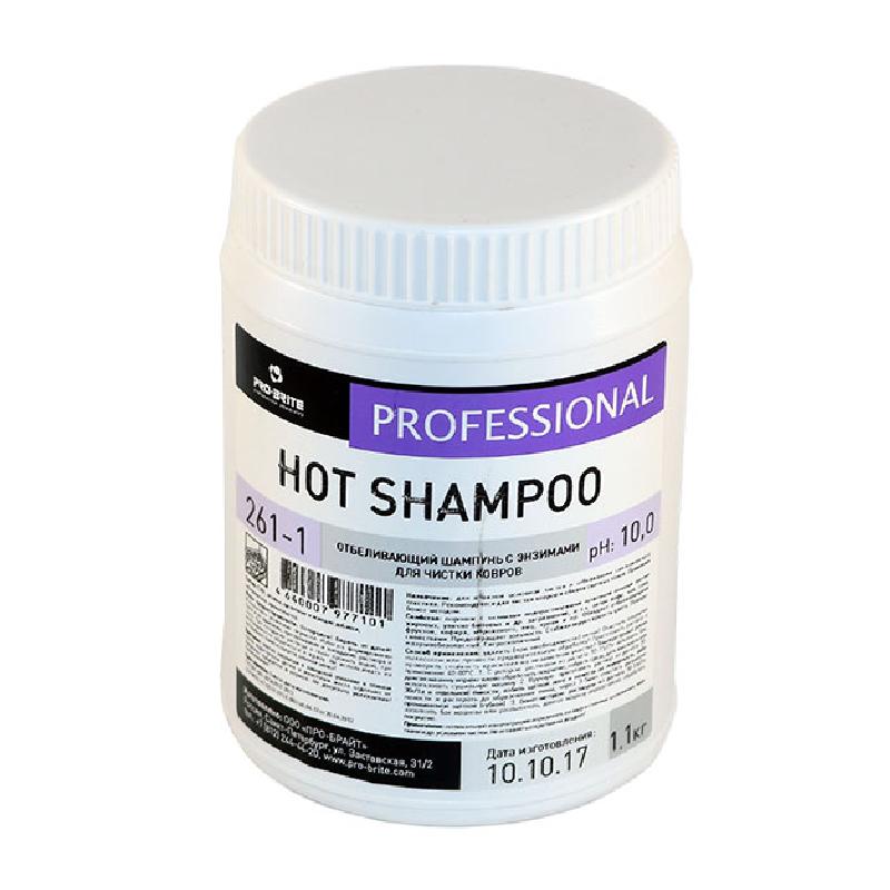 Pro-Brite Hot shampoo