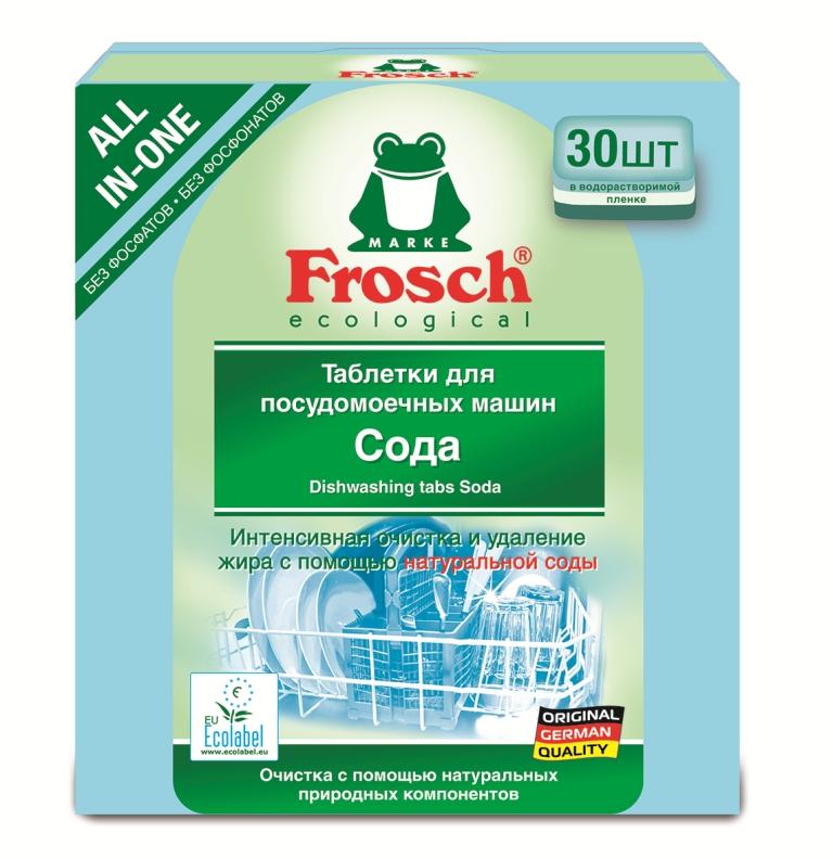 Frosch таблетки (сода)