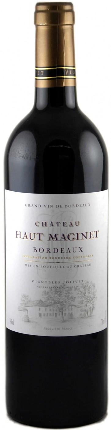 Chateau Haut Maginet Bordeaux AOC 2018