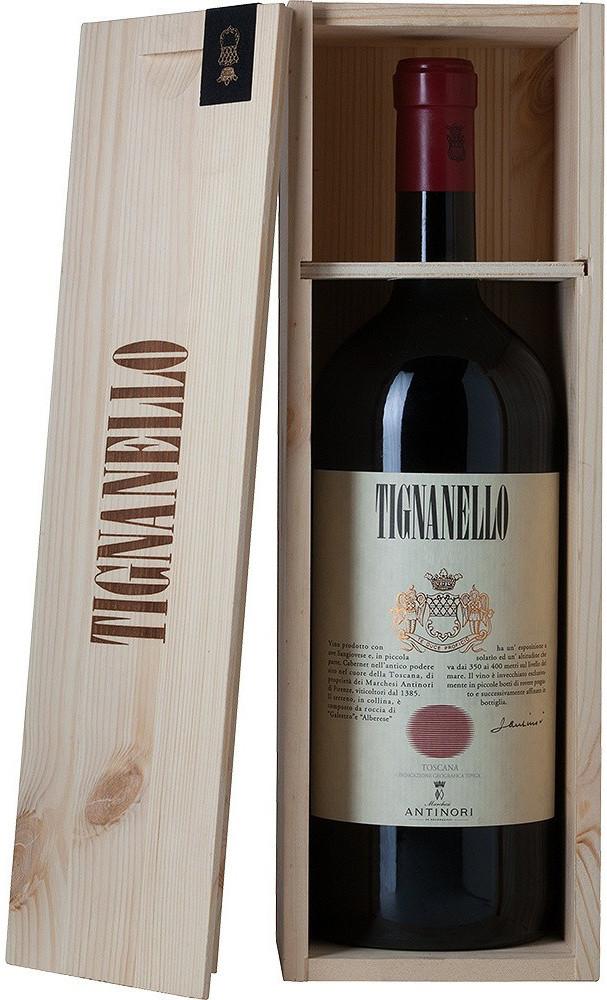 Antinori, Tignanello, Toscana IGT, wooden box 2016