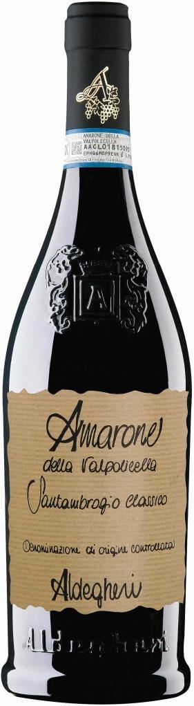 Cantine Aldegheri Santambrogio Amarone della Valpolicella Classico 2012